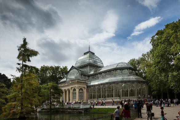 Reiseguide til storbyferie i Madrid, Palacio Cristal