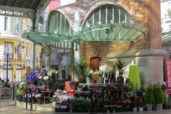 Reiseguide til sydenferie, Valencia, Mercado de Colon