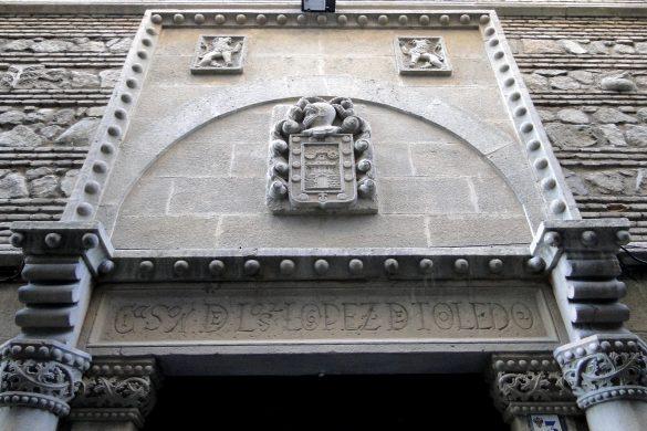 Reiseguide til historisk ferie, Toledo, Gammel bygning