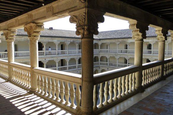 Reiseguide til historisk ferie, Toledo, Kloster