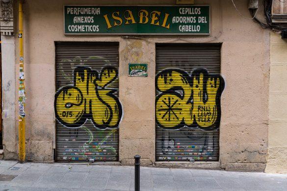 Reiseguide til storbyferie i Madrid, Lavapies