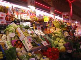 handle grønnsaker i spania