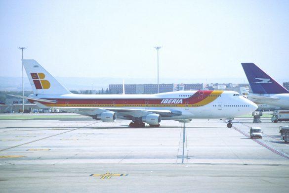 Reiseguide til storbyferie i Madrid, Barajas Fly