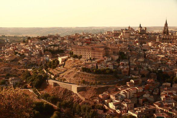 Reiseguide til historisk ferie, Toledo, Utsikt