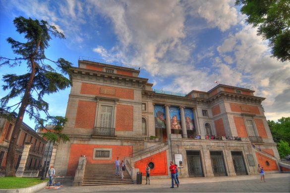 Reiseguide til storbyferie i Madrid, Pradomuseet