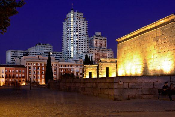Reiseguide til storbyferie i Madrid, Torre de Madrid