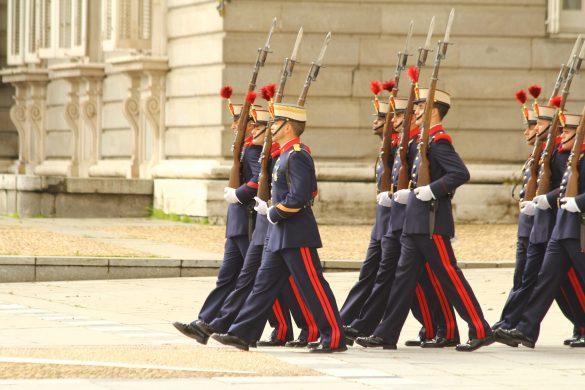 Reiseguide til storbyferie i Madrid, Det kongelige palass