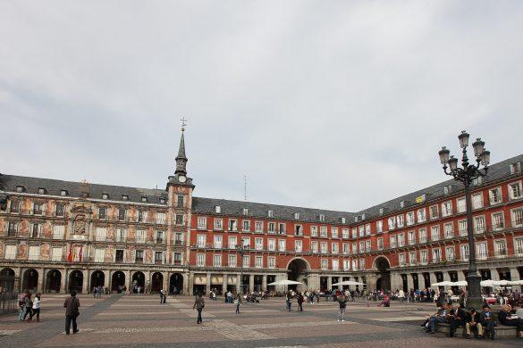 Reiseguide til storbyferie i Madrid, Placa Mayor