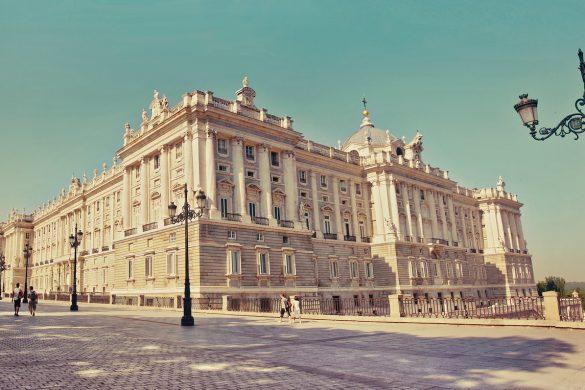 Reiseguide til storbyferie i Madrid, Palacio Real, slottet