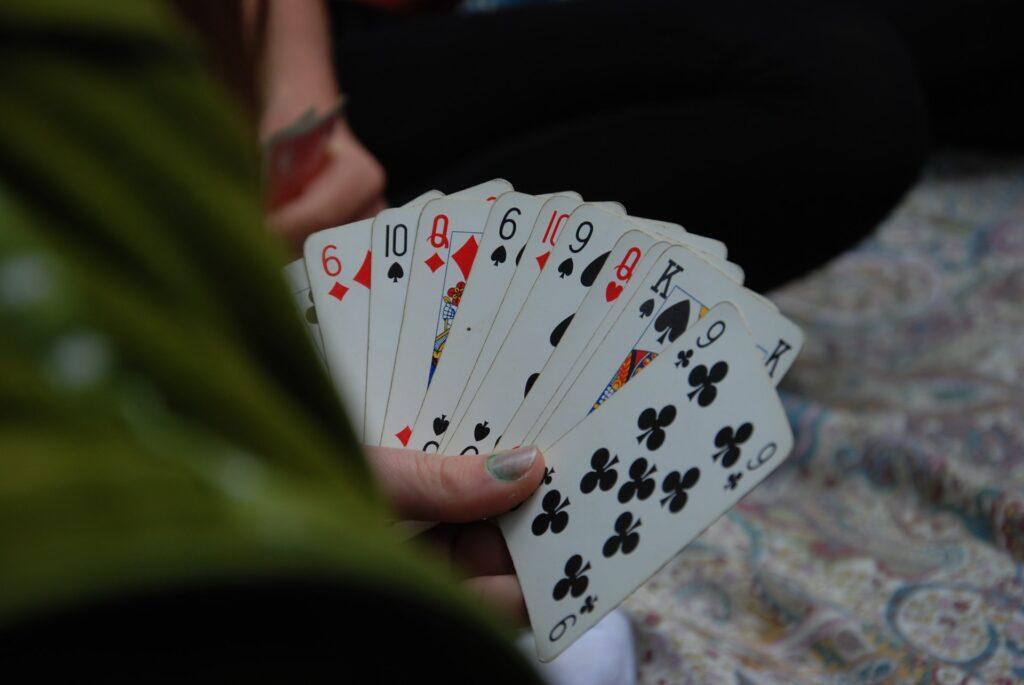 kortspill, casino i spania