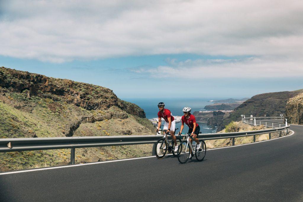 Gran Canaria syklister