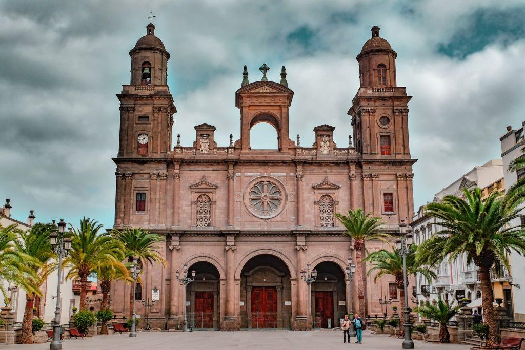 Gran Canaria katedral las palmas