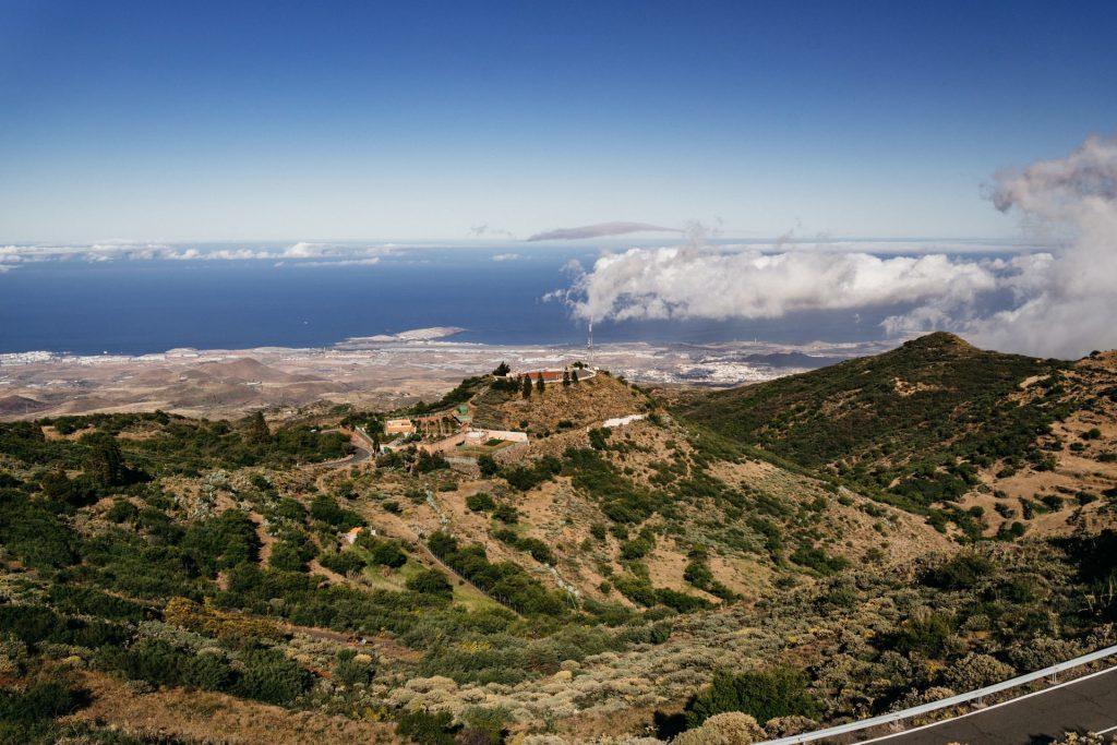 Gran Canaria utsikt