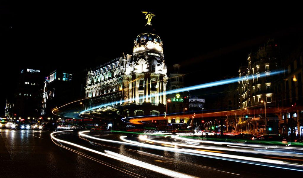 Madrid uteliv