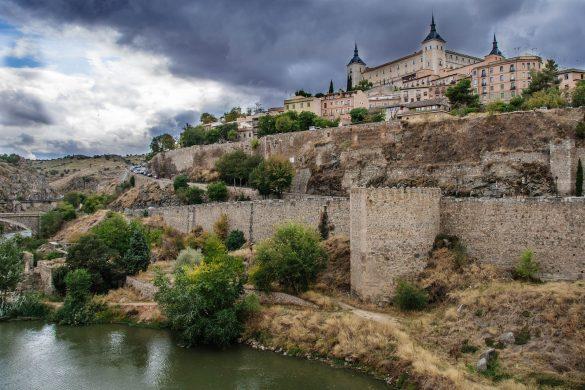 Toledo, Utsikt