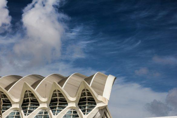 Reiseguide til sydenferie, Valencia, City of Arts and Sciences (Vitenskapsbyen)