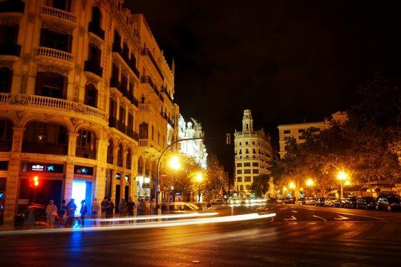 Reiseguide til sydenferie, Valencia, Sentrum